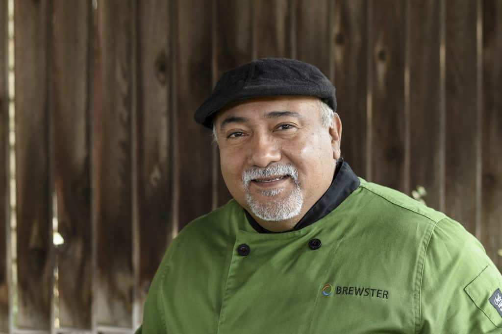 Manuel Martinez, Director of Dining Services
